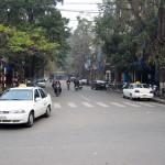 ハノイの街角