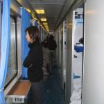 上海→香港の寝台列車