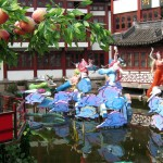 上海豫園(よえん)